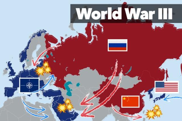 Close to War?