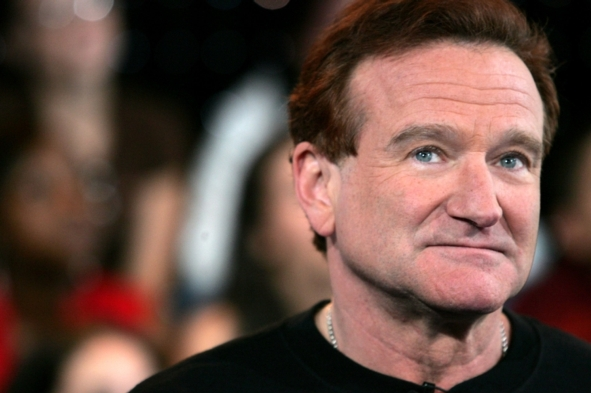 Robin Williams and Lewy Body Dementia Credit: Peter Kramer, Getty Images
