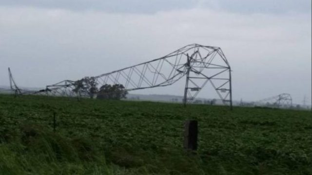 South Australia Power Outage Spring 2016 Source