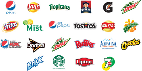 Pepsico Products Source
