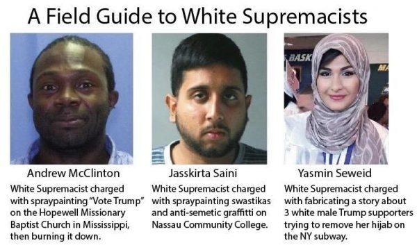 White Supremacists Unmasked! Source