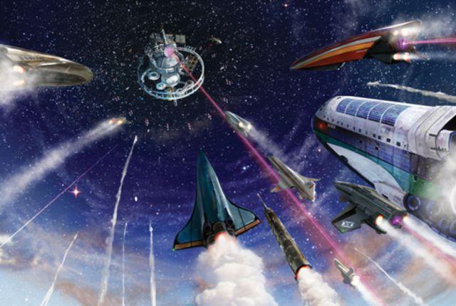 Space Migration